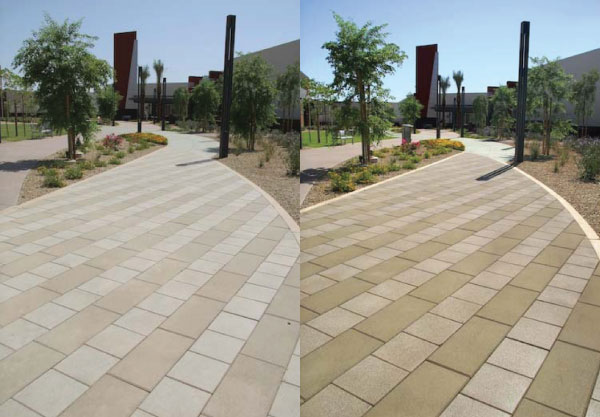 Commercial Exterior Coatings Residential Paver Protection